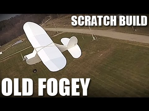 flite-test--old-fogey--scratch-build
