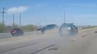 Car Crash & Accident Compilation May 2015 (2)