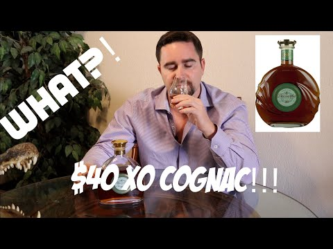 Decourtet XO Cognac Review No. 37
