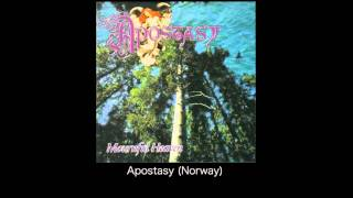APOSTASY (NOR) - Tales from a Dying Angel (1998 Mournful Heaven EP)