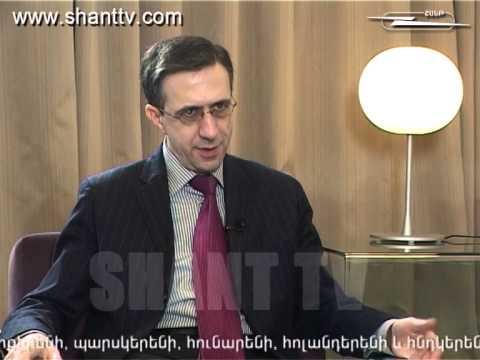 Աշխարհի հայերը/Ashxarhi hayer-Perch Sedrakyan 01.03.2015