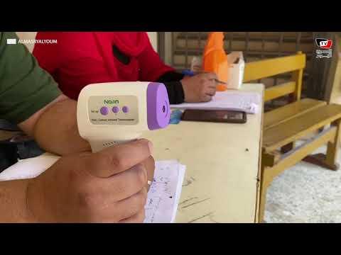 إجراءات احترازية ووقائية في انتخابات مجلس الشيوخ في طنطا