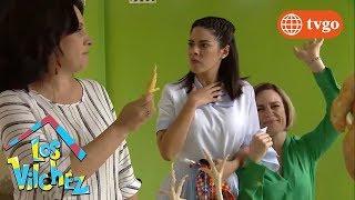 ¡María Elena Lleva Por Primera Vez A Leticia Al Mercado!   Los Vílchez 04012019