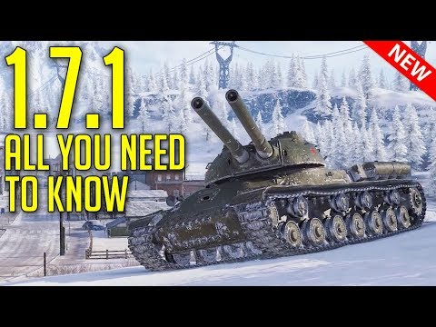 Update 1.7.1 - All You Need To Know! | World of Tanks: Update 1.7.1 Patch Review