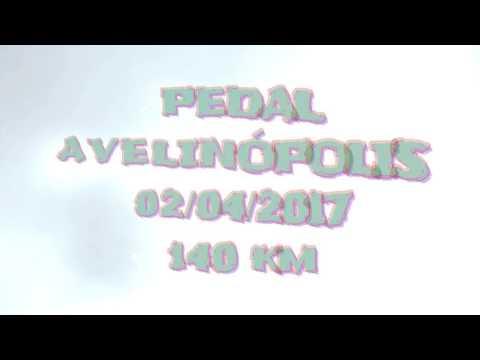 Pedal Avelinópolis - 140 Km
