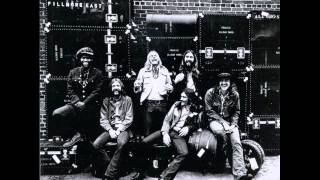 The Allman Brothers Band - Mountain Jam ( At Fillmore East, 1971 )