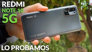 Redmi Note 10 5G en México: conectividad 5G cuando llegue a México, por poco dinero
