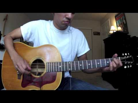 Stone Temple Pilots - Interstate Love Song (Acoustic Guitar Play ...