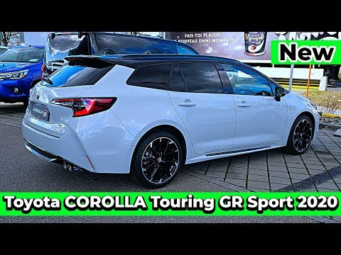 New Toyota COROLLA Touring GR Sport 2020 Review Interior Exterior