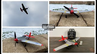 Eachine Mini Mustang P-51D RC Airplane - Great for beginners