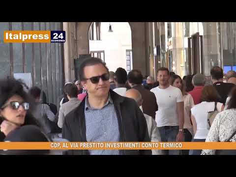TG ECONOMIA ITALPRESS VENERDI' 7 GIUGNO 2019