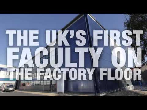 AME – the UK's first 'Faculty on the Factory floor'
