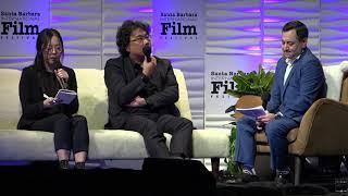 "SBIFF 2020 - Bong Joon Ho Discusses ""Parasite"""