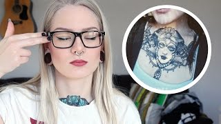 Stealing A Tattoo   Katrin Berndt