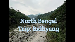preview picture of video 'Northbengal trip : Bidhyang, Rishiriver, Kurseong'