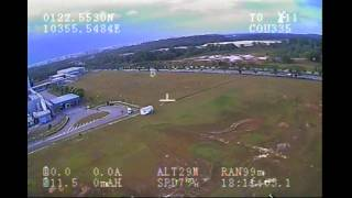 Cheapest FPV OSD with GPS Distance