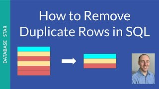 SQL Remove Duplicate Rows: A How-To Guide