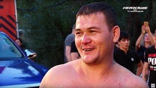 ЗОЛОТЫЙ ЗУБЫ со стройки против Крепкого Бородача !!!