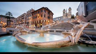 Piazza della Trinità dei Monti, Rome