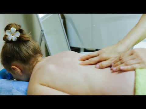 Детский общий массаж