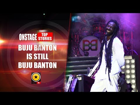 Buju Banton Is Still Buju Banton After 10 Years In Captivity Unbroken Reggae Warrior