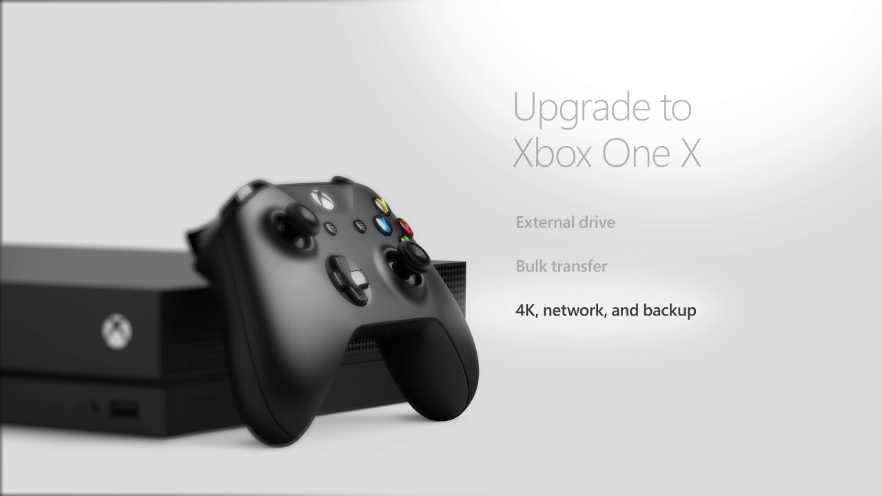 Xbox One Fall 2017 Dashboard Update now rolling out