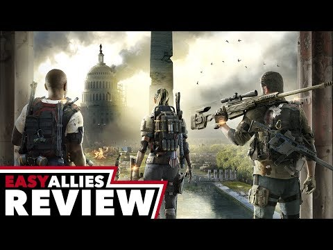Tom Clancy's The Division 2 - Easy Allies Review - YouTube video thumbnail