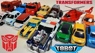 ТОБОТЫ и ТРАНСФОРМЕРЫ - какой Тобот и Трансформер лучший? Машинки-тоботы новый челендж - Игрушки ТВ