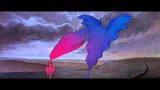 Pink Floyd  The Wall Escena De Flores Y Pajaros Pelicula HD 720p