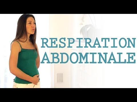Respiration abdominale : apprenez à respirer avec le ventre