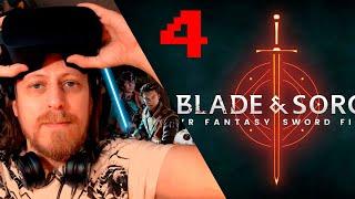 Blade and Sorcery con armas de Halo