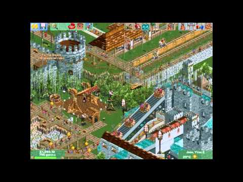 Rollercoaster Tycoon 2 : Time Twister PC