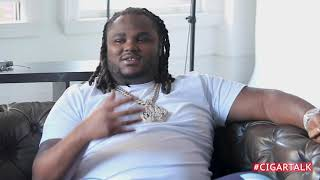 Tee Grizzley addresses NBA Youngboy beef, Working with Kanye, New album Scriptures