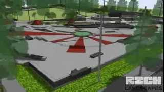 preview picture of video 'Hastings Skatepark Developed Design'