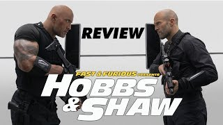 Review phim FAST & FURIOUS: HOBBS & SHAW