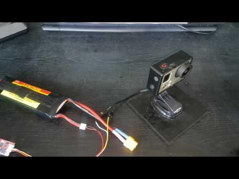 Banggood - Eachine TS5828L Micro 5.8G 600mW 40CH Transmitter with Digital Display Boscam (1058136)