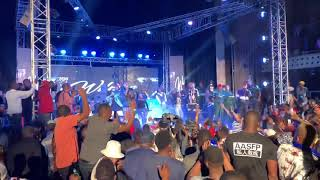 Jah Prayzah X Patoranking - Follow Me (Live Performance)