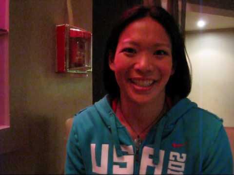 Julie Chu Interview for Crest Pro-Health