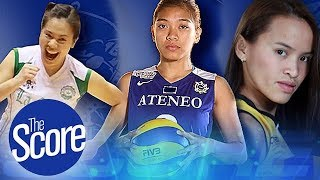 Greatest Outside Hitters in UAAP History | The Score