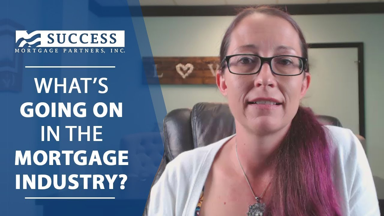 A Deeper Look at the Present Mortgage Industry