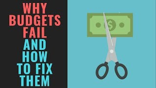 Why Budgeting (Almost) Always Fails (And How to Make It Work For You | What Budgeting Teaches Us