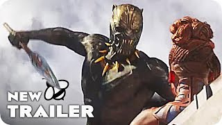 Marvels Black Panther International Trailer 2 (2018)