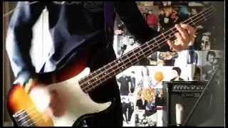 Angels And Airwaves - The Wolfpack Bass Cover