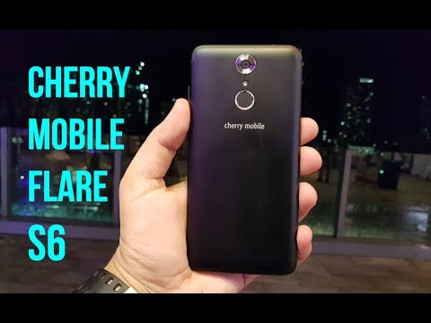 Cherry Mobile Flare S6 Demo, Hands On, Unboxing, Specs Rundown