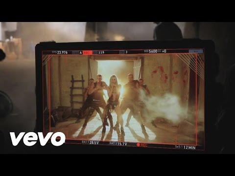 Ke$ha - Die Young (Behind The Scenes)