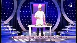 Artus [22] Un cuisinier qui a perdu une étoile réprimande ses employés #ONDAR