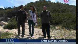 preview picture of video 'Rutas de Senderismo en Sant Joan de Labritja'