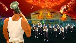 СТРАШНОЕ СТИХИЙНОЕ БЕДСТВИЕ В САН АНДРЕАС !!! (Зомби, Цунами, Апокалипсис)