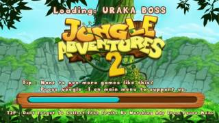 Defeating Uraka Boss - Jungle Adventures 2