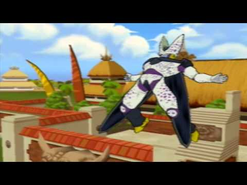 Fusion Freeza + Cell on Budokai 2 Request by: Fernando